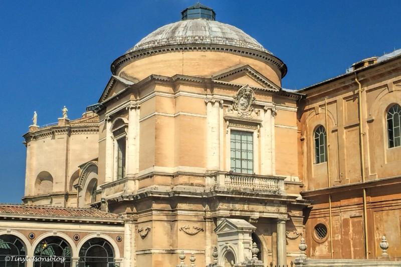 Vatican building B Rome