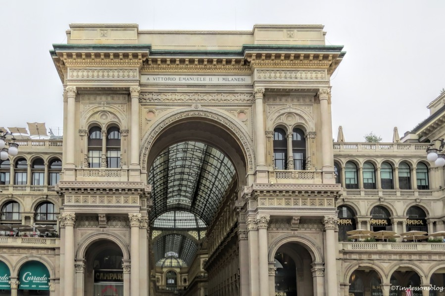 vittorio emanuele II Milan