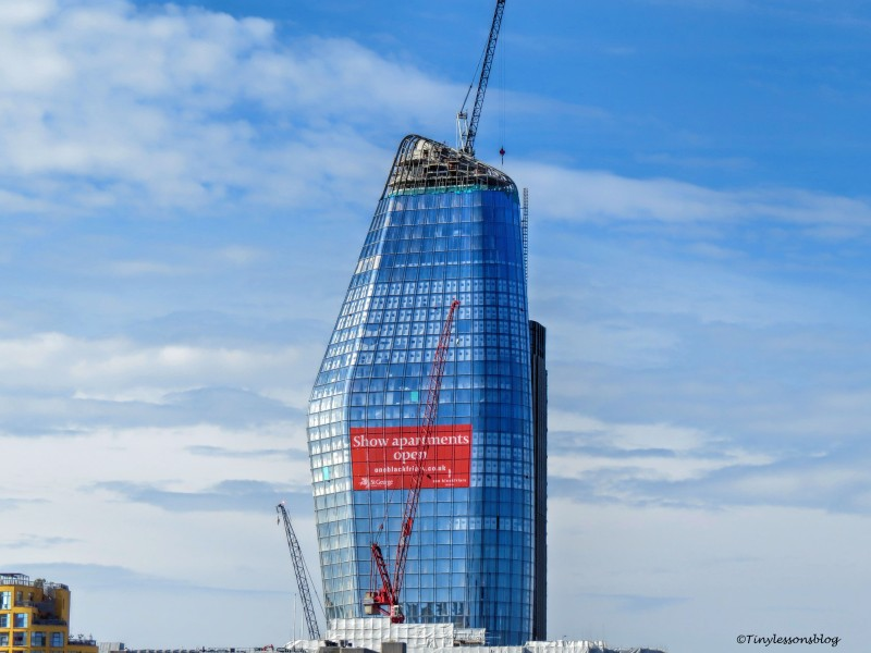 londons newest glass tower apartments UD142