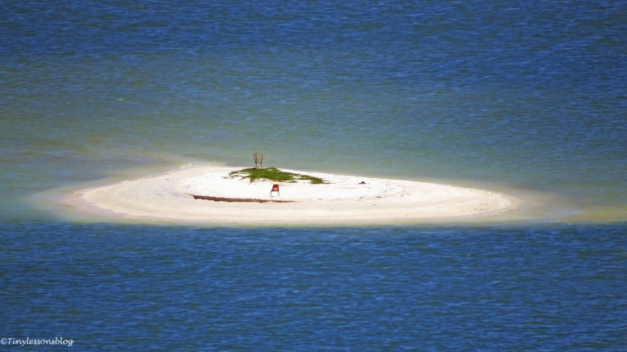 silence on a sand bar ud149