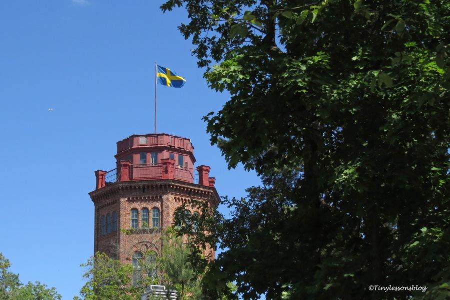 skansen tower ud166
