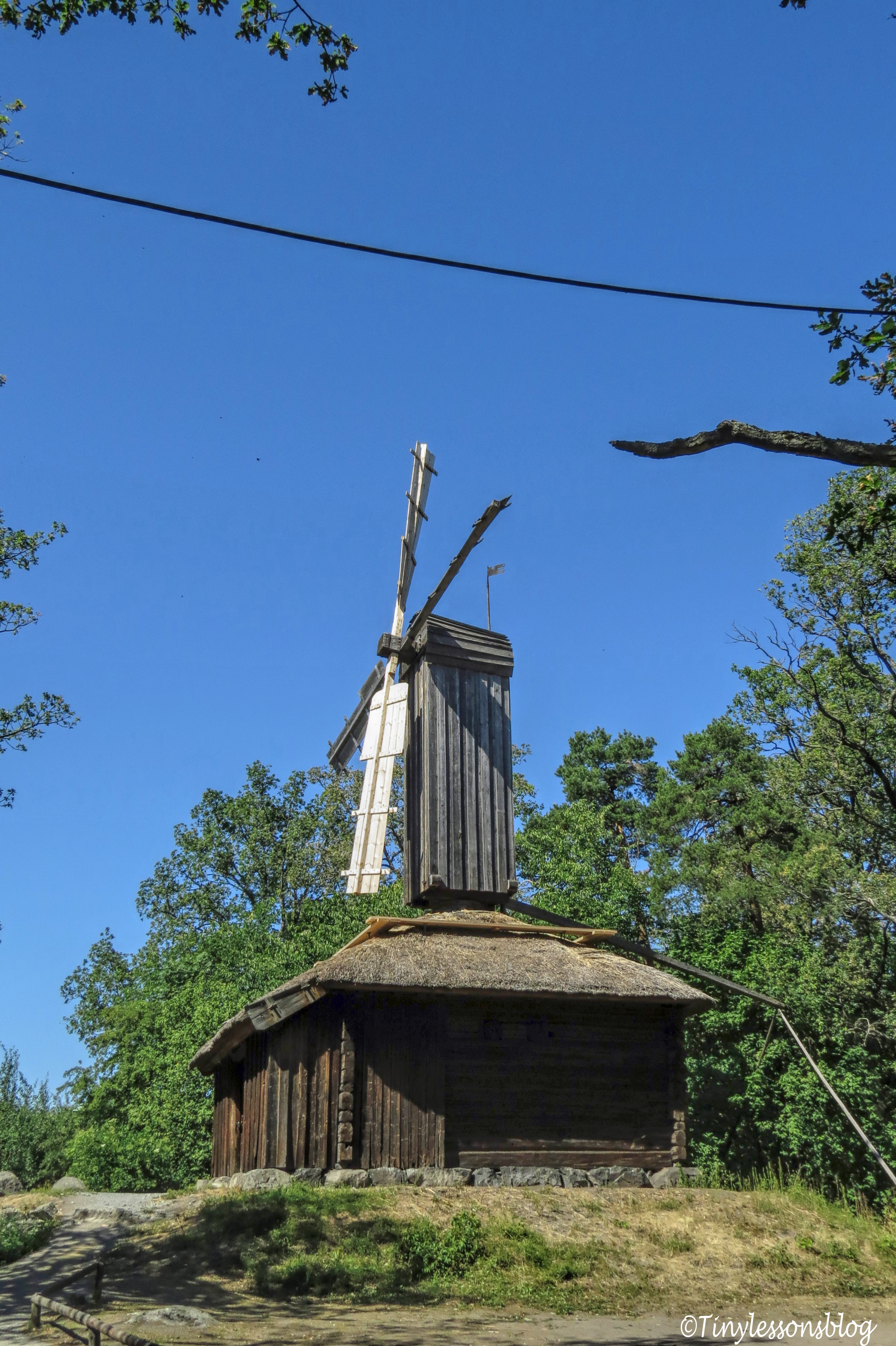 windmill skansen ud166