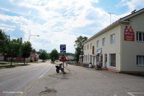 joutsan entinen keskusta Jousentie ud169