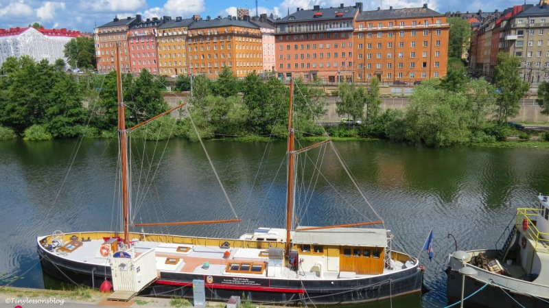karlberg boat ud164