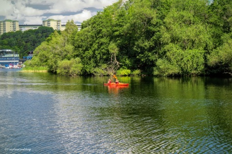 karlberg canoe ud164