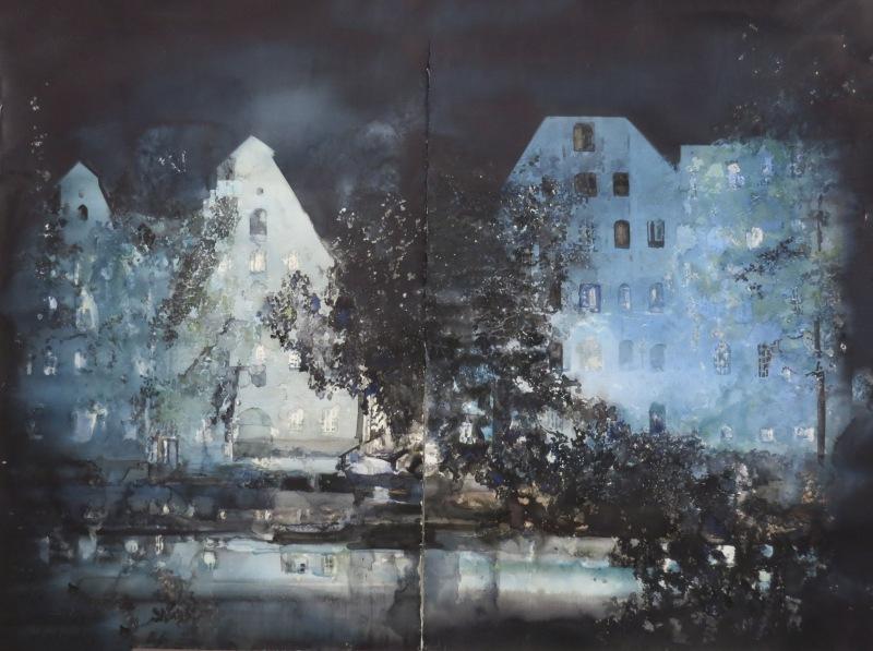 Lars Lerin 3 ud168