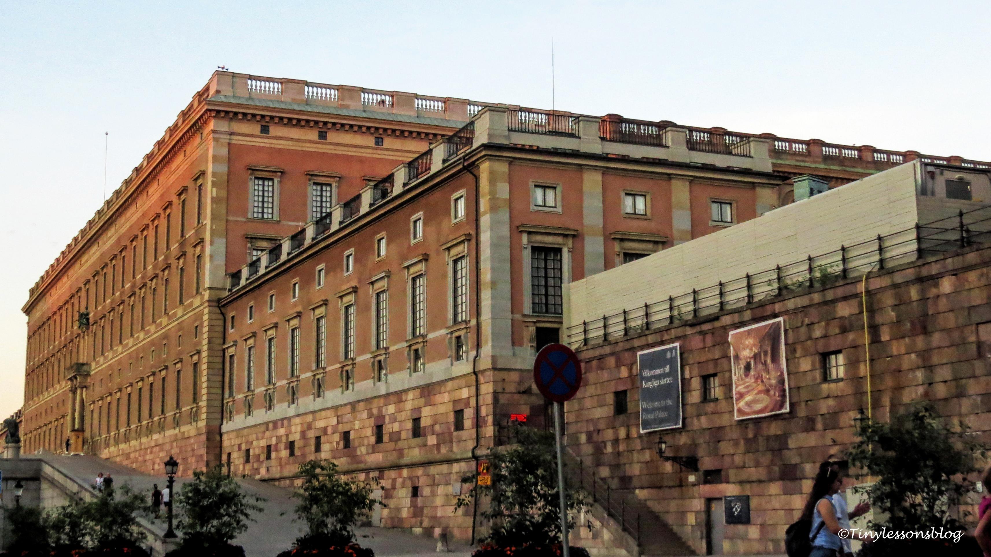 royal palace stockholm ud164