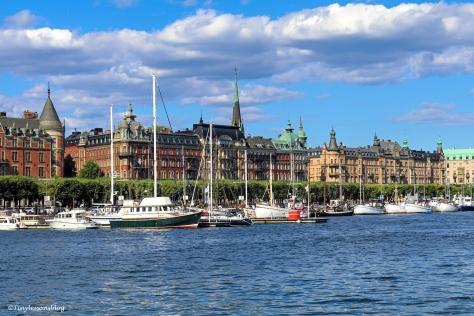 stockholm strandvagen 2 UD165